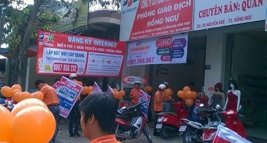 Lắp Internet FPT Thị Xã Hồng Ngự