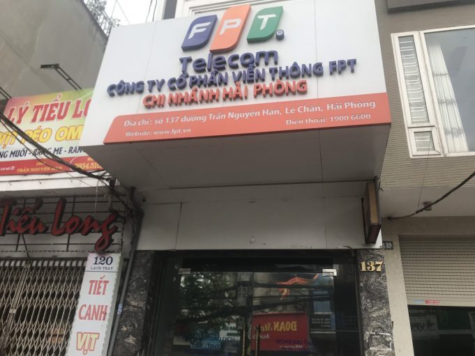Lắp internet FPT Hải Phòng