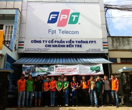 Lắp internet FPT Bến Tre