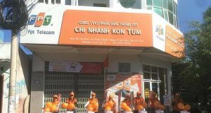 Lắp internet FPT Kon Tum