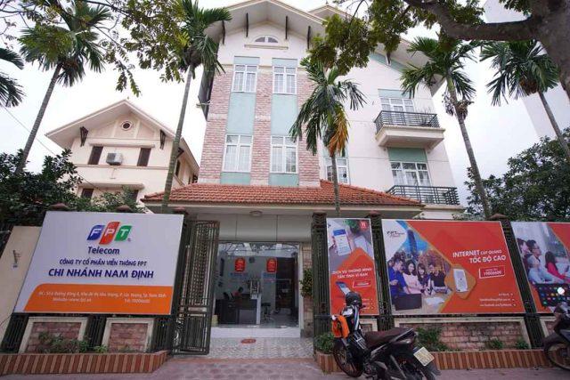 Lắp internet FPT Nam Định