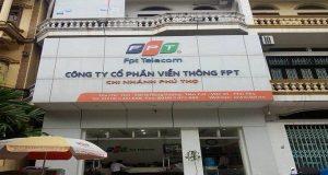 Lắp internet FPT Phú Thọ