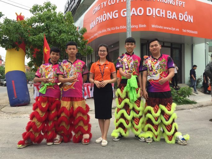 Lắp internet FPT Quảng Bình