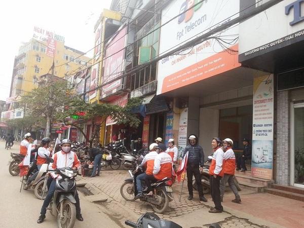 Lắp internet FPT Thái Nguyên