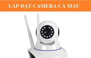 Camera FPT Cà Mau