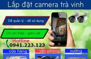 Camera FPT Trà Vinh