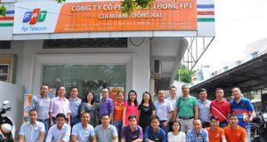 Lắp Internet FPT Đồng Nai