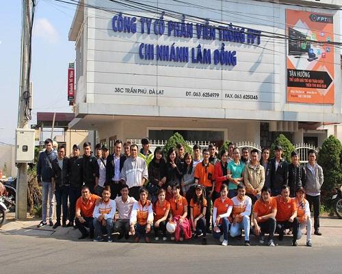 Lắp Internet FPT Lâm Đồng