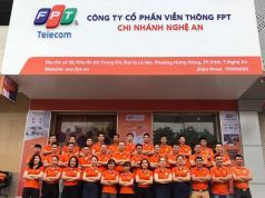 Lắp Internet FPT Nghệ An