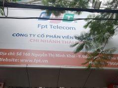 Lắp Internet FPT Thái Bình