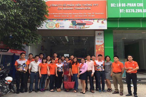 Lắp Internet FPT Thanh Hóa