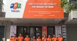 Lắp internet FPT Hà Nam