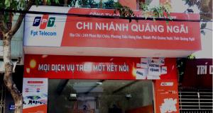 Lắp internet FPT Quảng Ngãi
