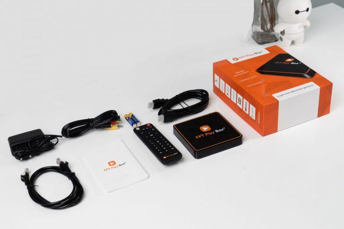 Hướng dẫn lắp đặt FPT Play Box+ 2020