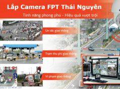 Camera FPT Thái Nguyên