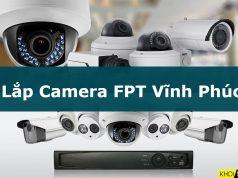 Camera FPT Vĩnh Phúc