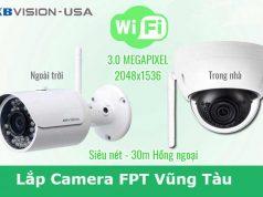 Camera FPT Vũng Tàu