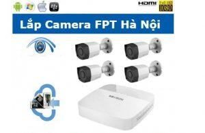 Lắp Camera FPT Hà Nội