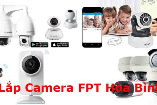 Camera FPT Hòa Bình