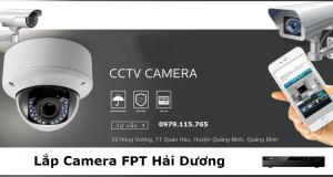 Camera FPT Hải Dương