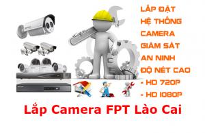 Camera FPT Lào Cai