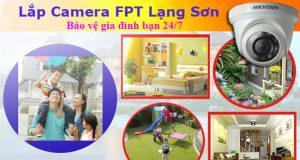 Camera FPT Lạng Sơn