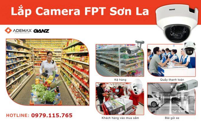 Camera FPT Sơn La