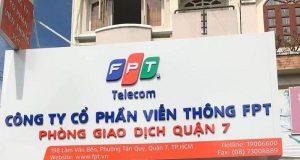Lắp Internet FPT Quận 7