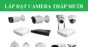 Camera FPT Huyện Tháp Mười