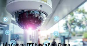 Lắp Camera FPT Huyện Bình Chánh