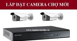 Lắp Camera FPT Huyện Chợ Mới