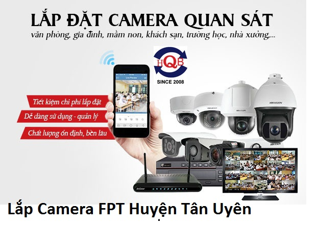 Camera FPT Huyện Tân Uyên