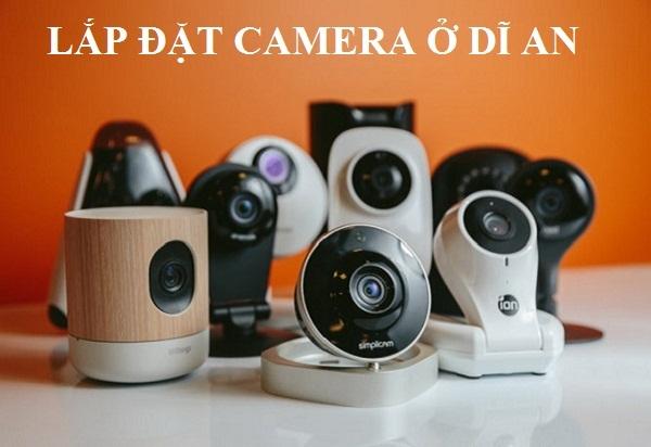 Lắp Camera FPT TP Dĩ An