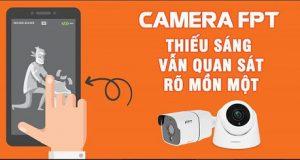 Lắp Camera FPT Thị xã Tân Châu
