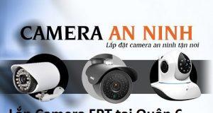 Lắp Camera FPT tại Quận 6
