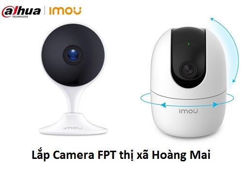 Camera FPTthị xã Hoàng Mai