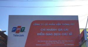 Lắp Internet FPT Huyện Chư Sê