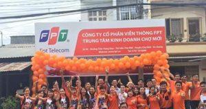 Lắp Internet FPT Huyện Chợ Mới