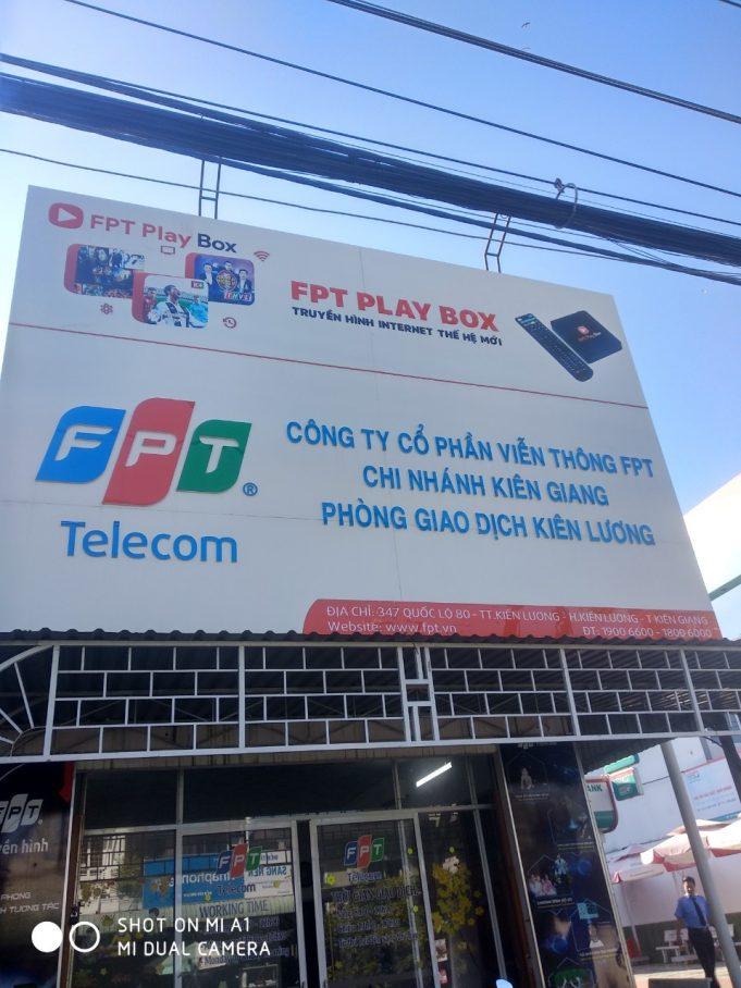 Lắp Internet FPT Huyện Kiên Lương