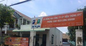 Lắp Internet FPT Huyện Long Khánh