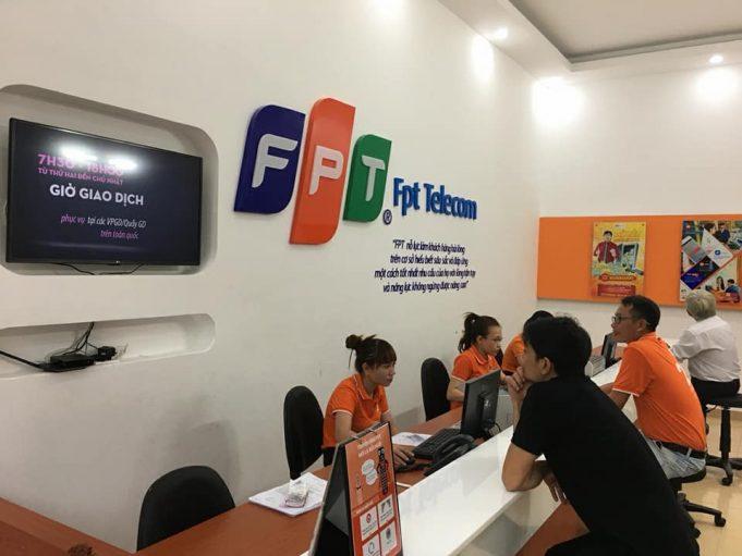 Lắp Internet FPT Huyện Tân Biên