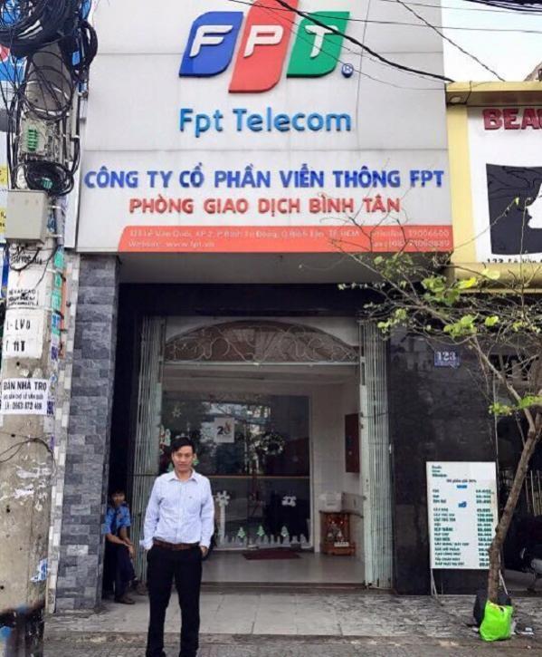 Lắp Internet FPT Quận Bình Tân