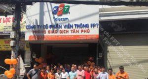 Lắp Internet FPT Quận Tân Phú