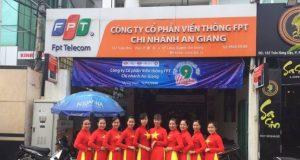 Lắp Internet FPT Thành phố Long Xuyên