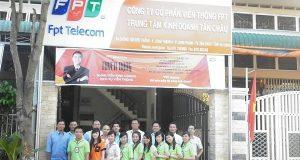 Lắp Internet FPT Thị xã Tân Châu