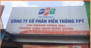 Lắp internet FPT Huyện Định Quán