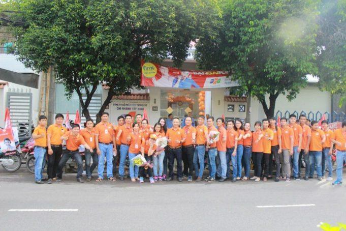 Lắp internet FPT Huyện Gò Dầu