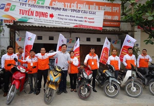 Lắp internet FPT Huyện Quỳnh Lưu