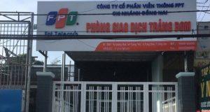 Lắp internet FPT Huyện Trảng Bom