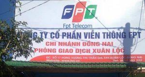 Lắp internet FPT Xuân Lộc